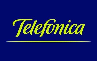 Logotipo de  Telefonica España