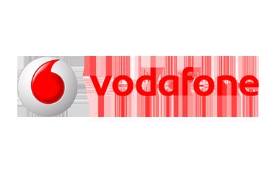 Logotipo de  Vodafone